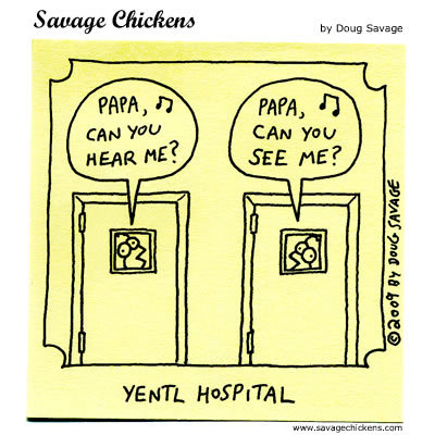 Savage Chickens Comic Strip for October 16, 2013