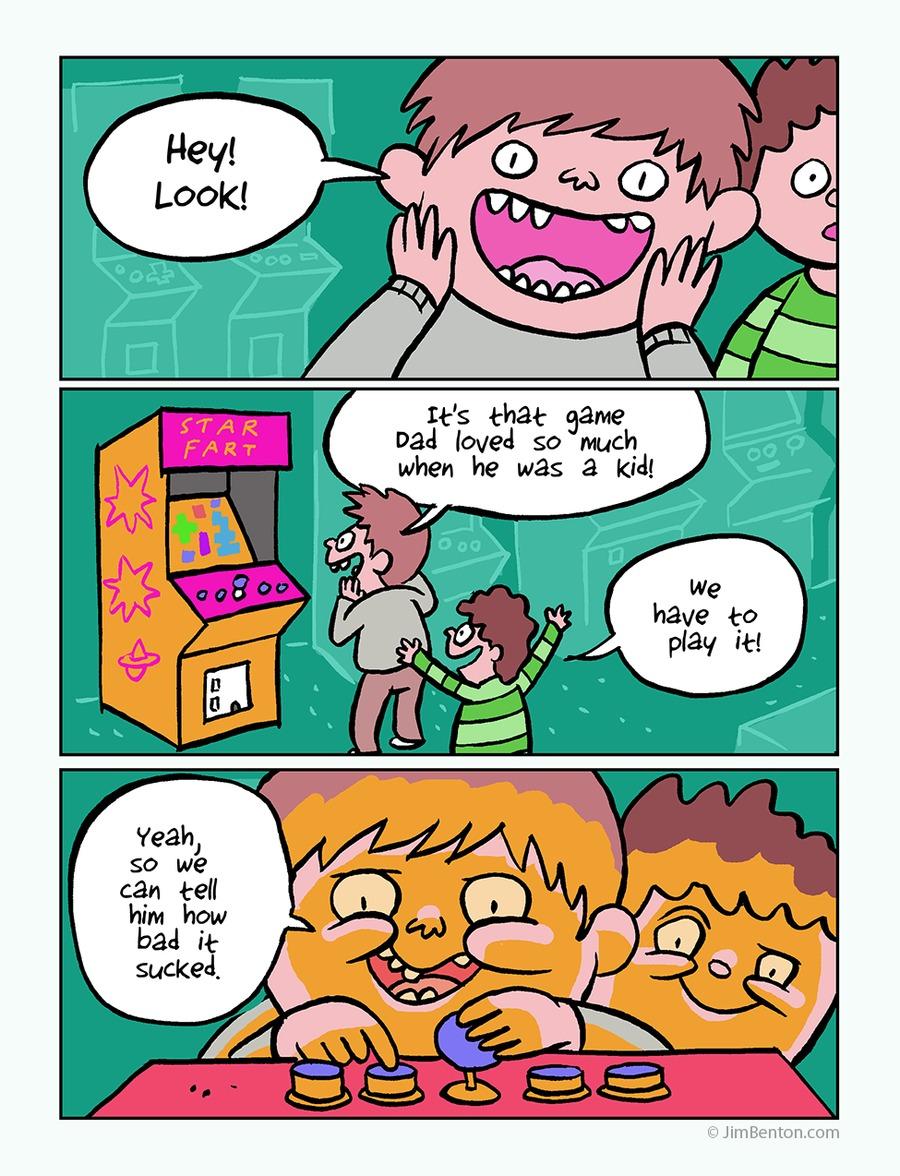 Jim Benton Cartoons Comic Strip for September 17, 2017
