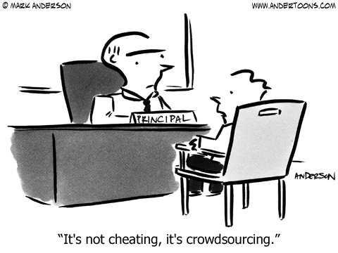 Andertoons Comic Strip for March 30, 2014