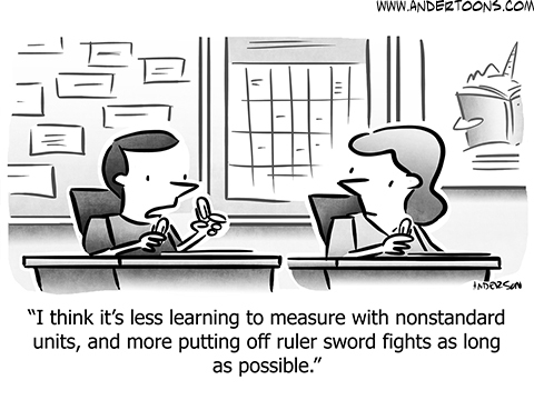 Andertoons Comic Strip for July 29, 2021