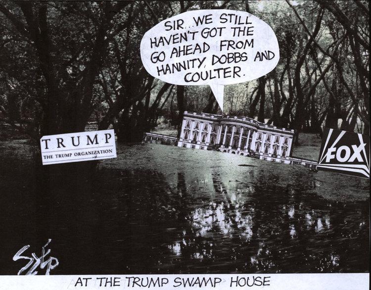 Paul Szep Comic Strip for February 15, 2019