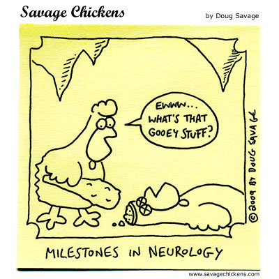 Savage Chickens Comic Strip for October 21, 2013