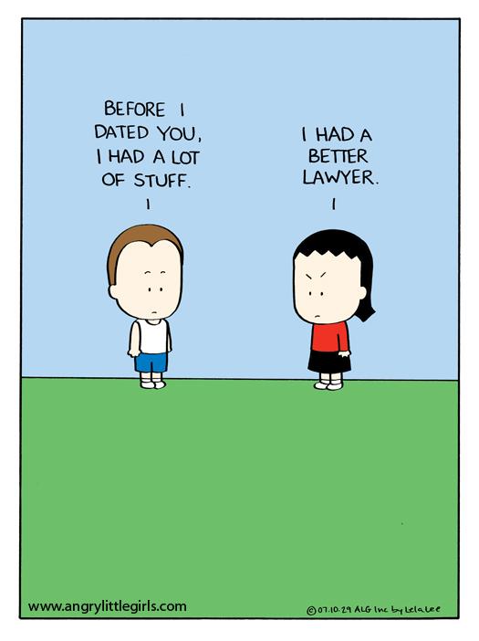 Angry Little Girls for Jul 31, 2013 Comic Strip