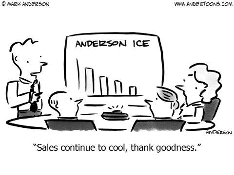 Andertoons for Apr 13, 2014 Comic Strip