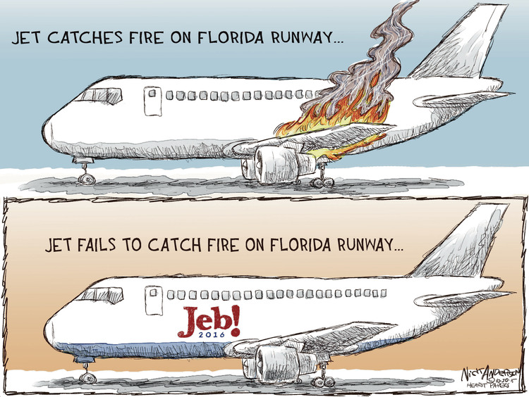 Nick Anderson Comic Strip for October 30, 2015