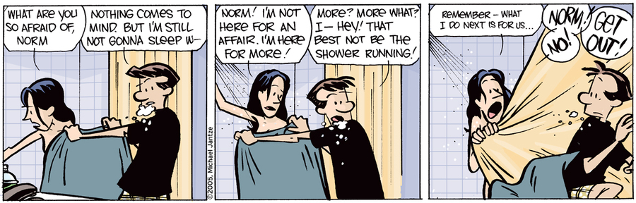The Norm Classics Comic Strip for September 02, 2020