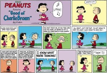 Peanuts (March 2, 1969)