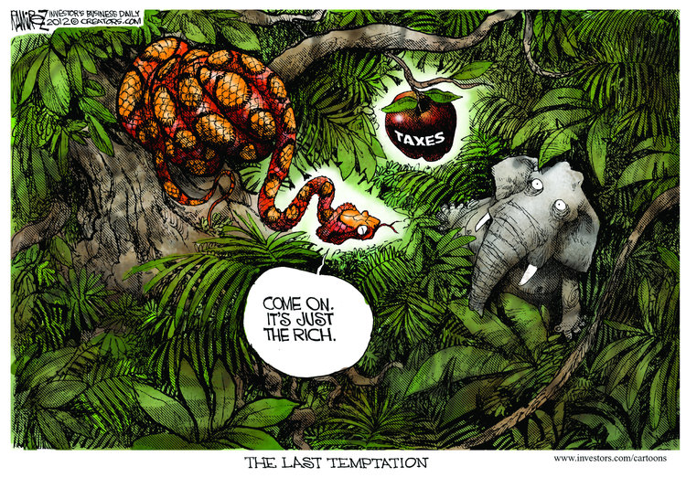 Michael Ramirez Comic Strip for December 05, 2012