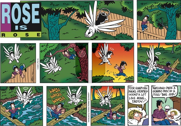 Rose is Rose on Sunday May 31, 2020 Comic Strip