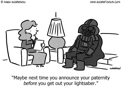 Andertoons Comic Strip for July 10, 2014