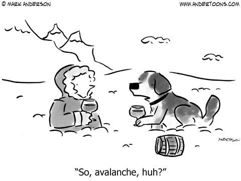 Andertoons for Mar 1, 2014 Comic Strip