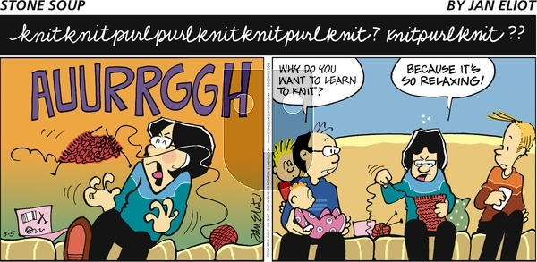 Stone Soup on Sunday March 5, 2017 Comic Strip