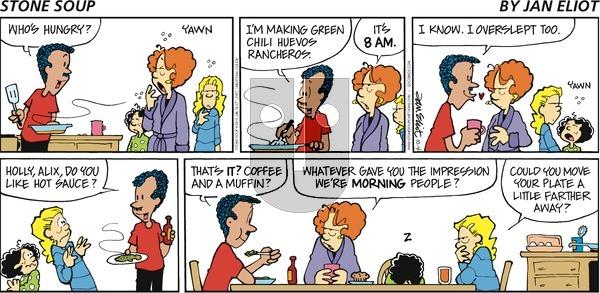 Stone Soup on Sunday October 4, 2015 Comic Strip