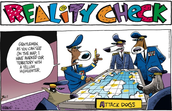 Collectible Print of reality check