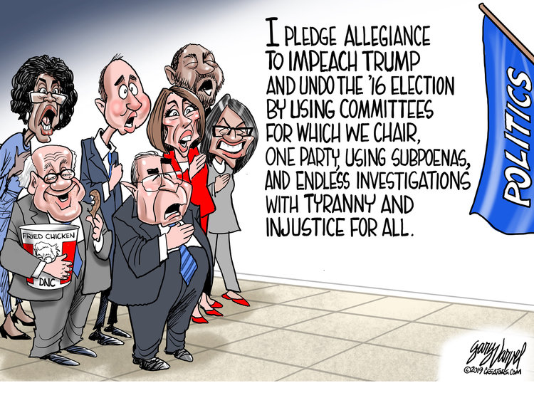 Gary Varvel by Gary Varvel for May 09, 2019