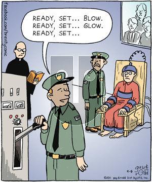 Brevity on Tuesday April 5, 2011 Comic Strip