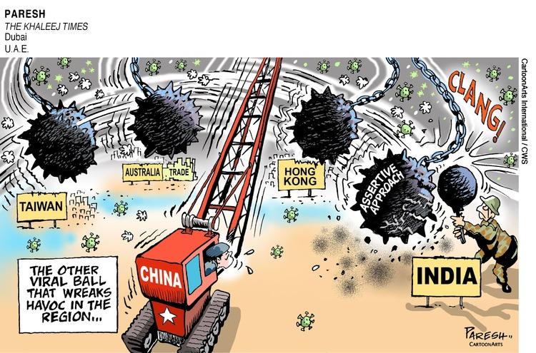 ViewsAsia by CartoonArts International on Sun, 21 Jun 2020