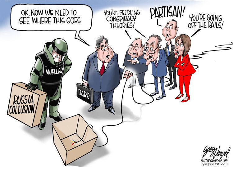 Gary Varvel by Gary Varvel for April 12, 2019