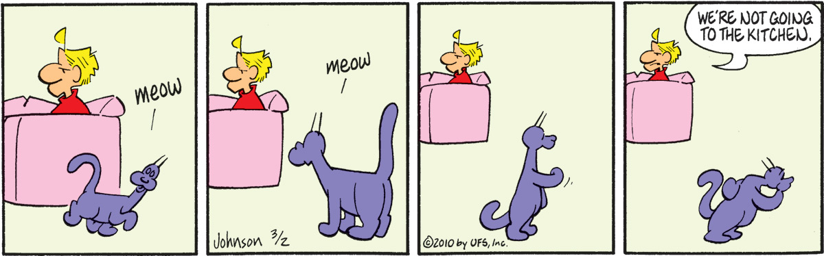 Arlo and Janis for Mar 2, 2010 Comic Strip