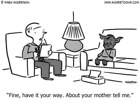 Andertoons Comic Strip for May 11, 2014