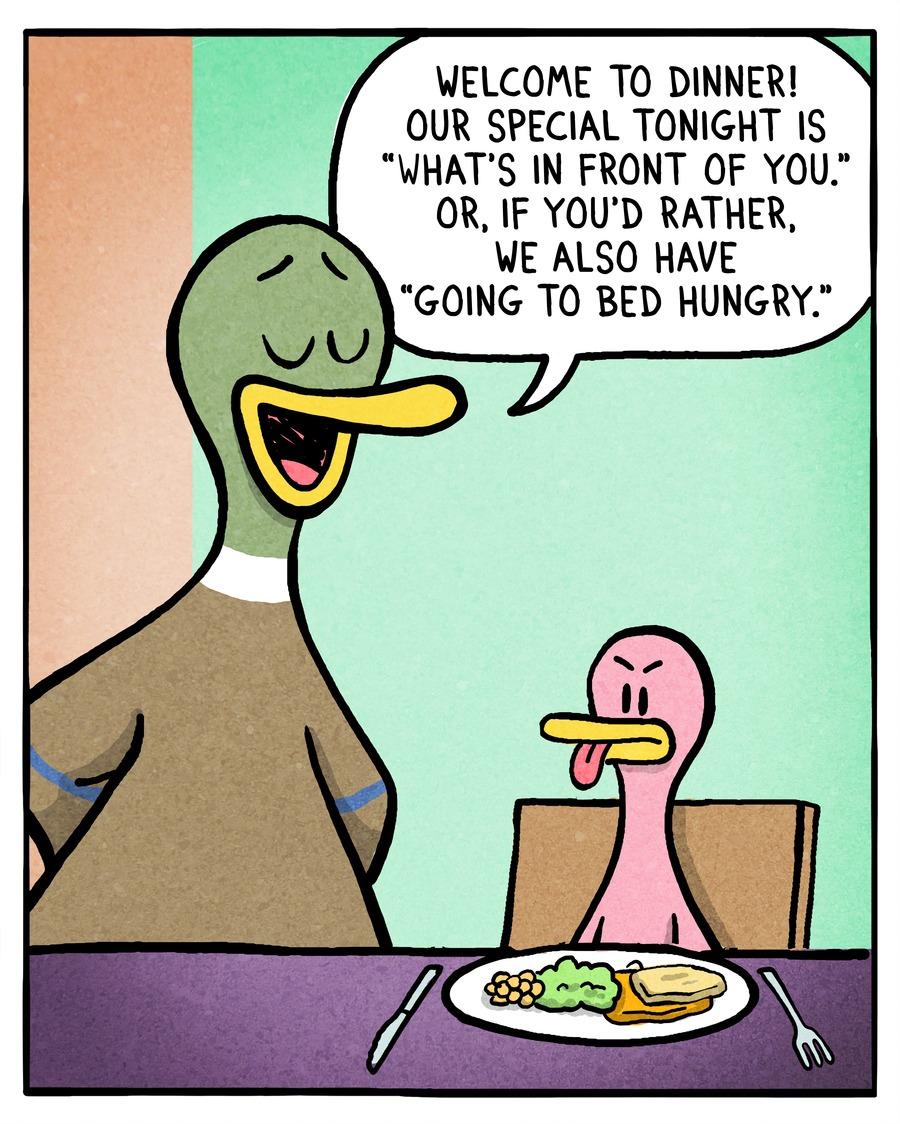 Fowl Language Comic Strip for April 03, 2016
