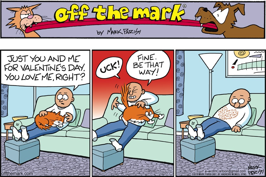 Off the Mark Comic Strip for February 10, 2019