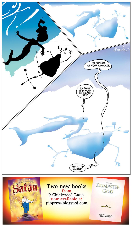 Pibgorn Comic Strip for November 03, 2015