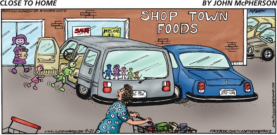 Shop town foods