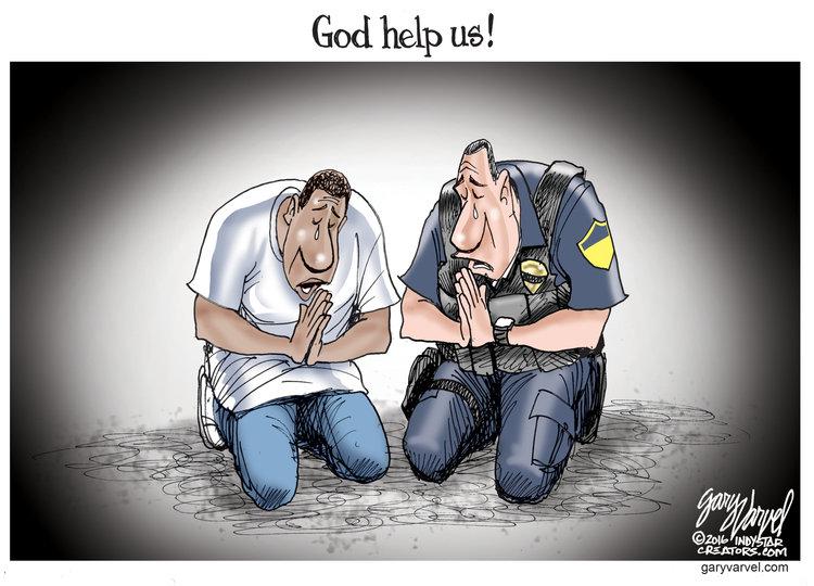 Gary Varvel Comic Strip for July 09, 2016
