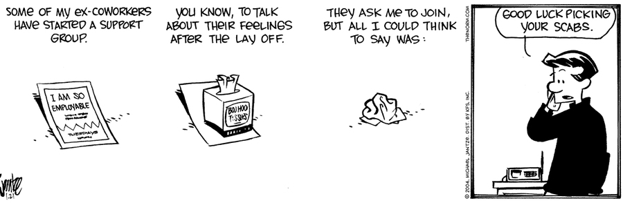 The Norm Classics Comic Strip for January 19, 2019