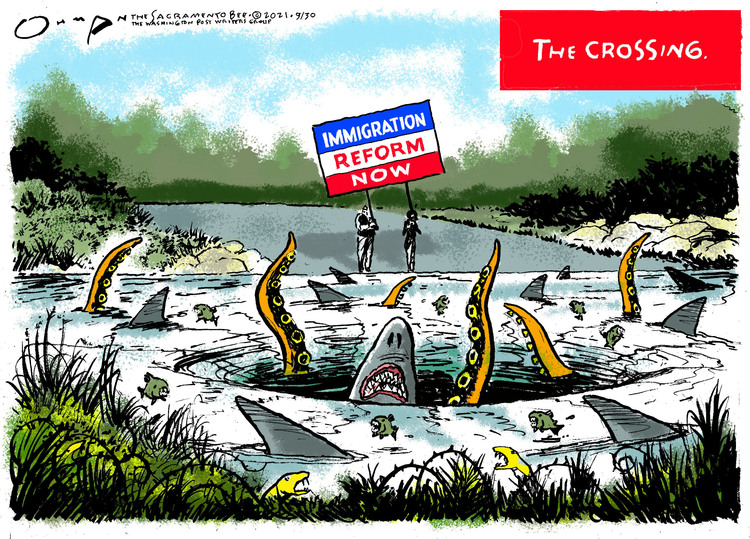 Jack Ohman by Jack Ohman on Thu, 30 Sep 2021