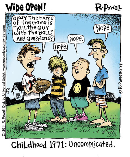 Wide Open for Aug 21, 2014 Comic Strip