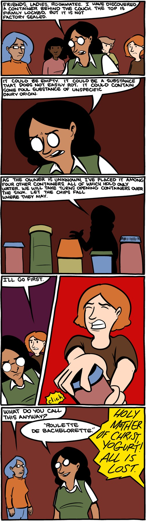Saturday Morning Breakfast Cereal for Oct 5, 2014 Comic Strip