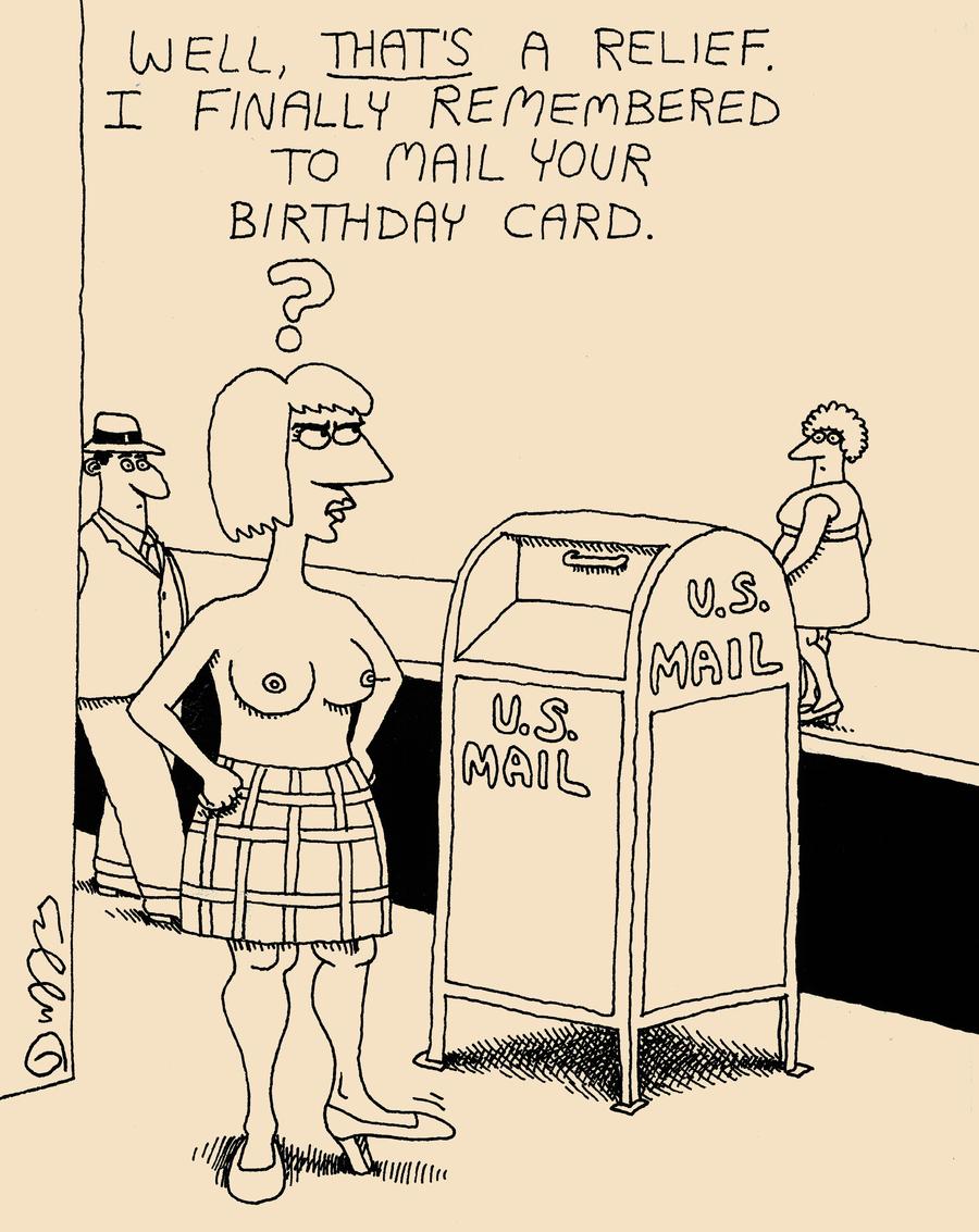 Lug Nuts Comic Strip for April 22, 2021