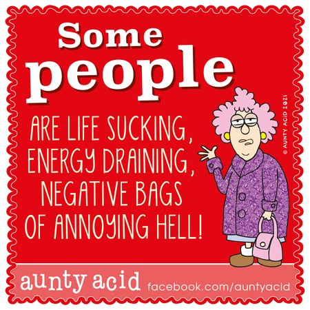 Aunty Acid Comic Strip for January 10, 2021