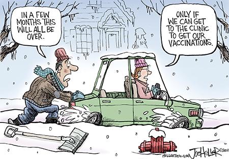 Joe Heller Comic Strip for February 01, 2021