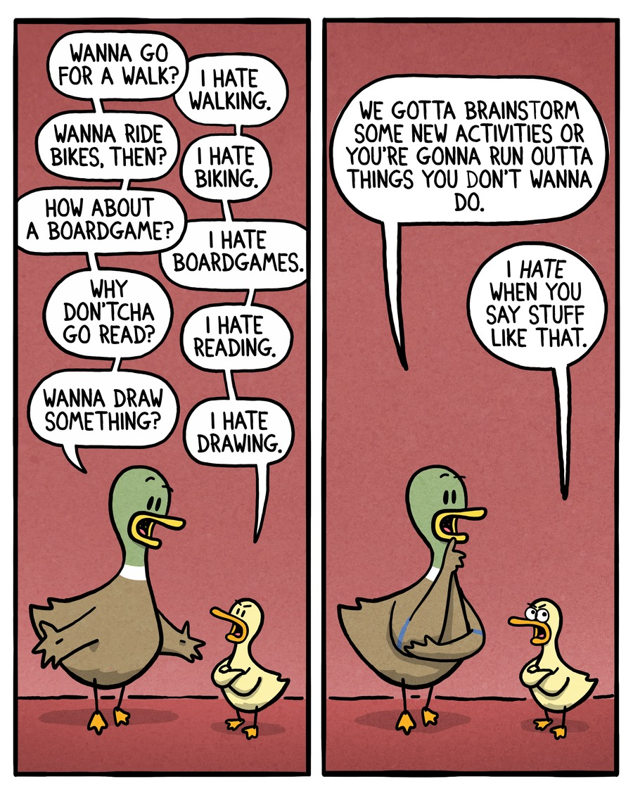 Fowl Language Comic Strip for May 01, 2016