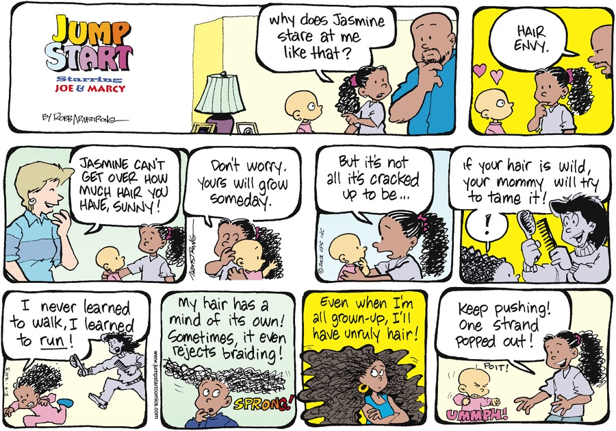 JumpStart for May 4, 2003 Comic Strip