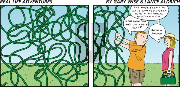 Real Life Adventures on Sunday May 2, 2021 Comic Strip