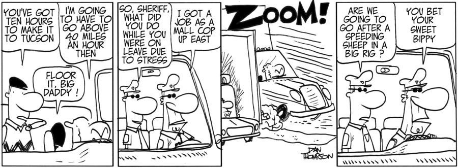 Lost Sheep for Jun 15, 2013 Comic Strip