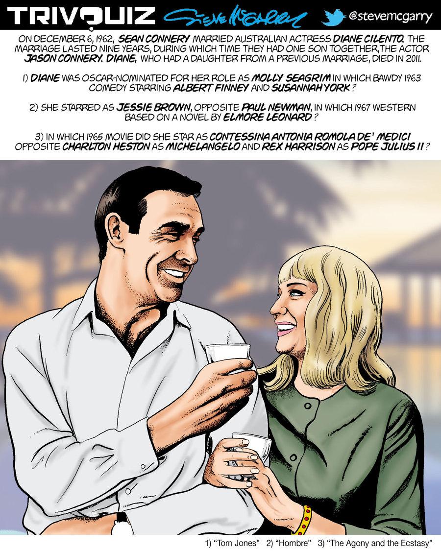 Trivquiz Comic Strip for December 06, 2019