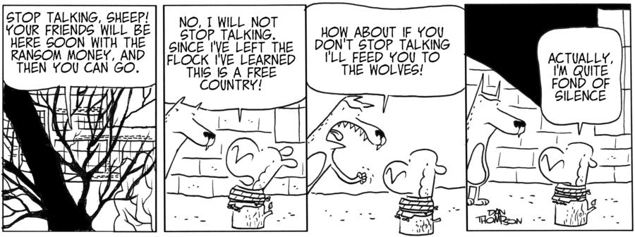 Lost Sheep for Jun 29, 2013 Comic Strip