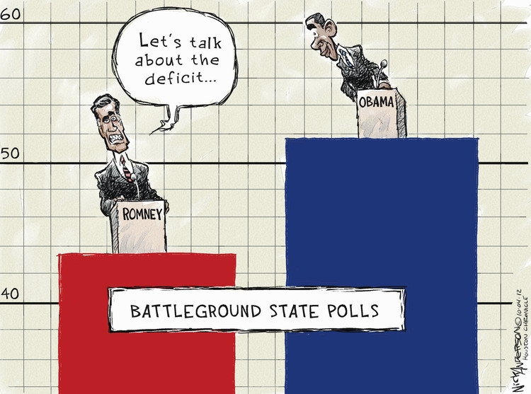 Nick Anderson Comic Strip for October 04, 2012