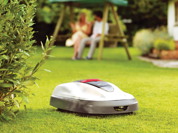Robotic lawn mowers don't merely cut the grass, they manicure it. These mowers can be programmed to steer automatically around flower beds, fountains and other features. Like robotic vacuum cleaners, Honda's Miimo mower returns to its charging station when the battery starts to run low.