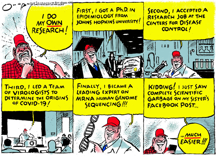 Jack Ohman by Jack Ohman on Wed, 29 Sep 2021