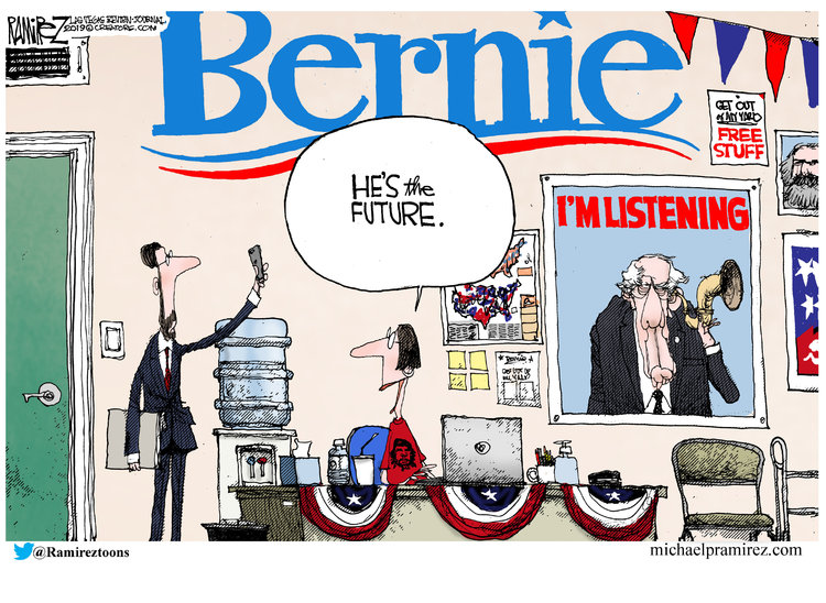 Michael Ramirez by Michael Ramirez for March 05, 2019