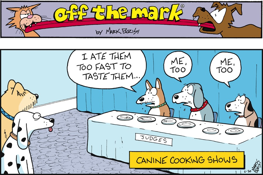 Off the Mark Comic Strip for June 30, 2013
