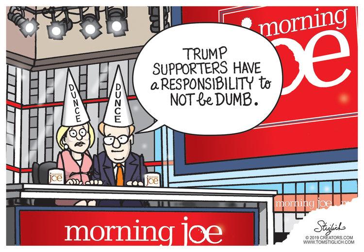 Tom Stiglich Comic Strip for October 21, 2019