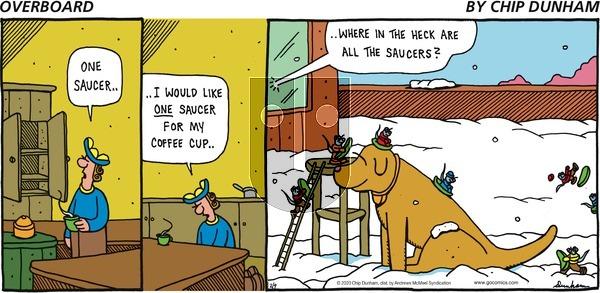 Overboard - Sunday February 9, 2020 Comic Strip