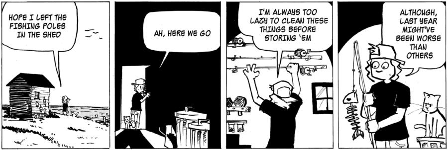 Ordinary Bill for Apr 10, 2013 Comic Strip